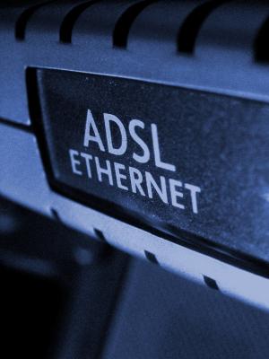 ADSL modem