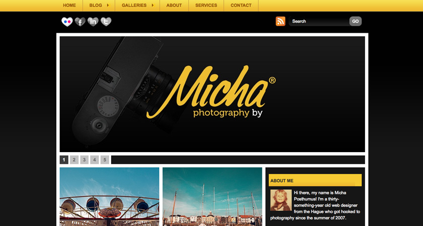 Micha photography