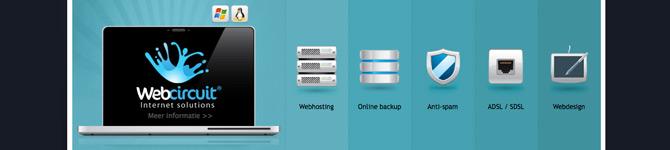 Nieuwe Webcircuit website