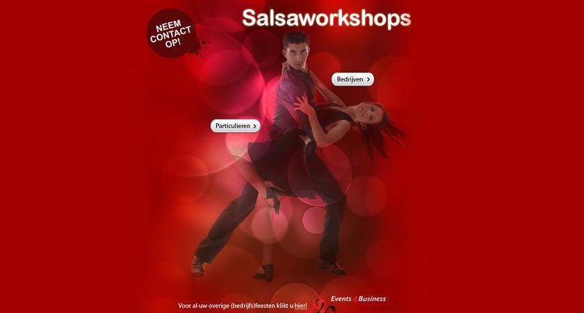 Salsaworkshops